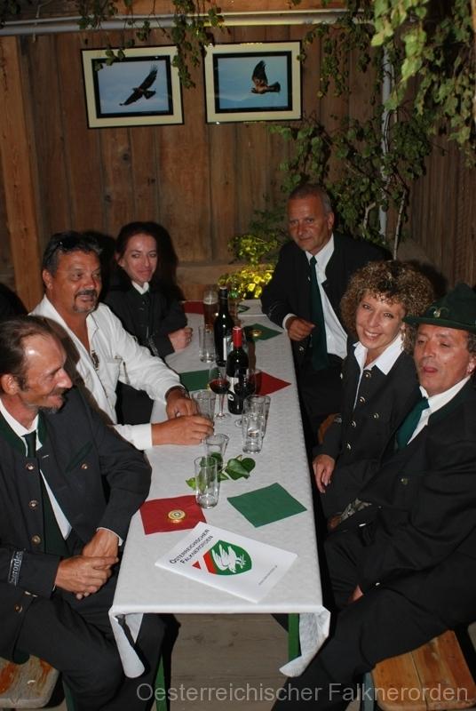 ÖFO Falkner und Freunde