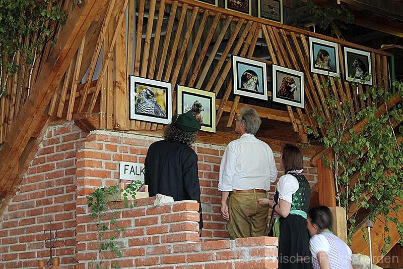 Die Fotoausstellung von Franz Hammer findet Beachtung