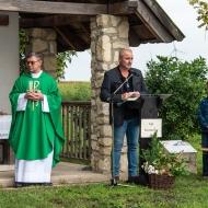 Pater Adam und Jagdleiter