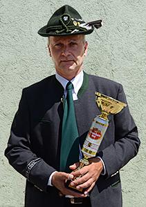 3. Platz für den österreichische Falknerorden