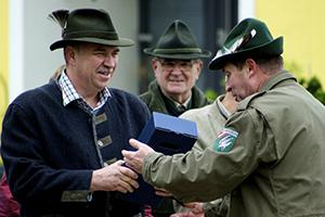 40 Jahre Jagdfreundschaft Eggendorf am Wagram
