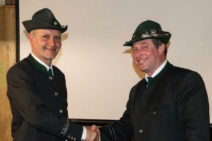 Manfred Pschill neuer Vizepräsident